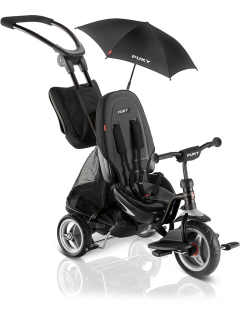 Tricycle Puky CAT S6 Ceety - Noir